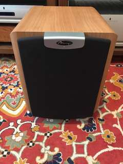 Mirage OMNI-S8 Subwoofer Made in Canada