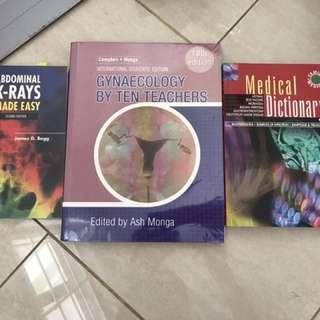 Nus Medicine student books