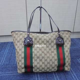 AUTHENTIC GUCCI JOLIE MEDIUM SHOULDER TOTE BAG