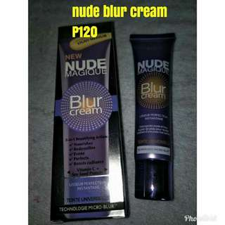Nude blur cream