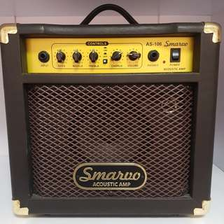 Smarvo Acoustic Amplifier AS-106
