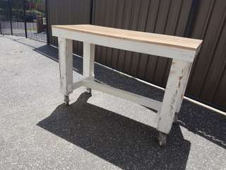 shabby chic french bar table