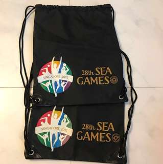 28th Sea Games 2015 Drawstring Bag