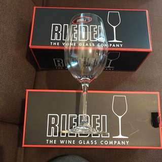 Riedel red wine glasses 100%new and new$280一隻
