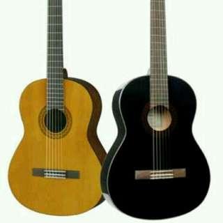 Yamaha Classic Guitar C40 Tanpa Kartu Kredit
