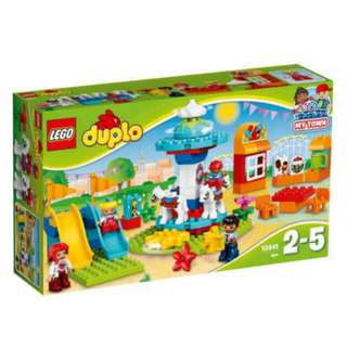 Lego Duplo Fun Family Fair 10841