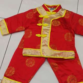 Chinese traditional wear for boys