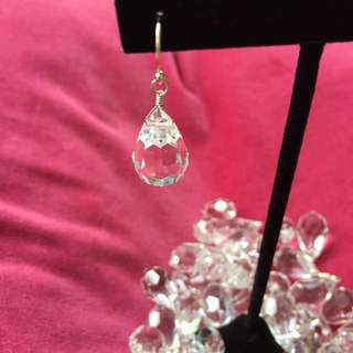 Chandelier Crystal Earings