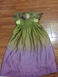 Preloved dress kebaya anak