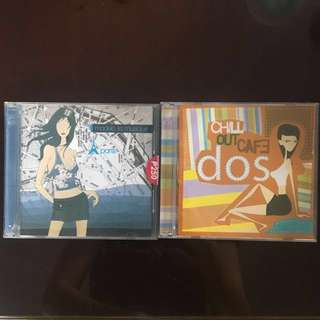 Modelo la Musique Paris/ Chillout Cafe Dos CDs