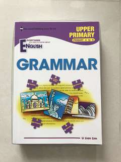 English Grammar for Upper Primary