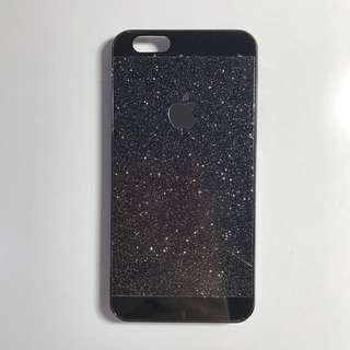 IPHONE CASE BLACK FOR IPHONE 6/6s PRELOVED OWNER