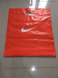 Nike Plastic Bag