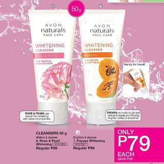 NATURALS CLEANSERS 50 G