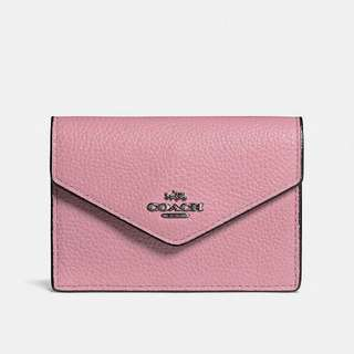 Coach Envelope Card Case / Cardholder