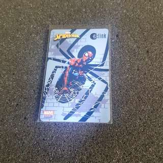 Spiderman ezlink card