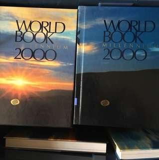 World Book Encyclopedia 2000