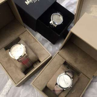 Authentic brand new BURBERRY watch