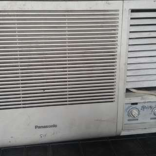 Panasonic 1.5 hp aircon 2nd hand