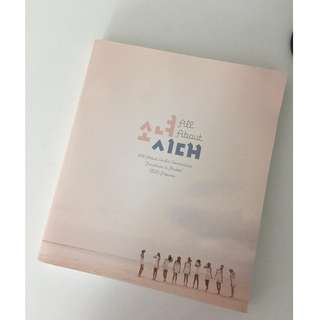 """All About Girls' Generation """"Paradise in Phuket"""" DVD Preview Photobook"""