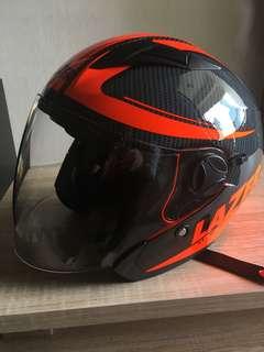 Lazer Helmet