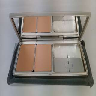 RMK 雙色透亮粉餅組Casual solid foundation case #102+01