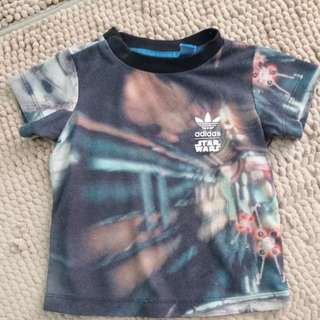 Preloved Adidas Star Wars