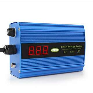 Intelligent Power Electricity Energy Saver Box LED