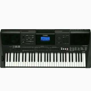 Yamaha Keyboard+Adaptor PSR E453 Tanpa Kartu Kredit