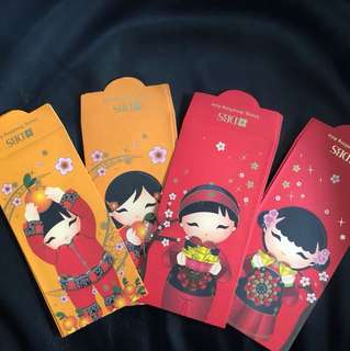 Ang Paos/ Red Packets