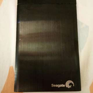 SEAGATE BACK UP PLUS PORTABLE DRIVE (EXTERNAL HARD DRIVE) 1TB