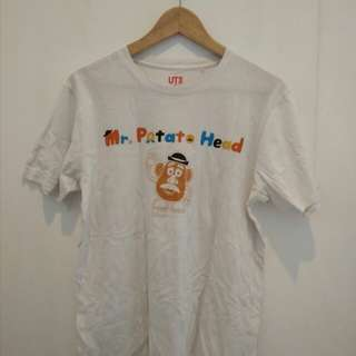 T-shirt Mr. Potato Uniqlo