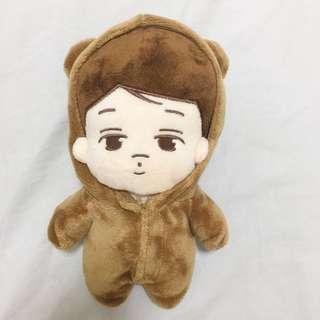 Exo Call Me Baby Kai玩偶