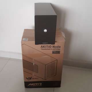 Akitio node egpu