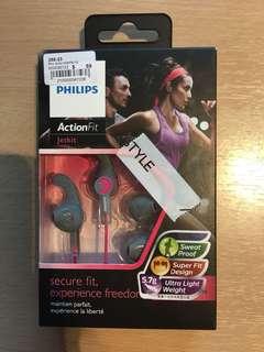 Philips 運動耳機