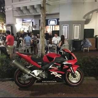 CBR 954 RR Honda (2022)