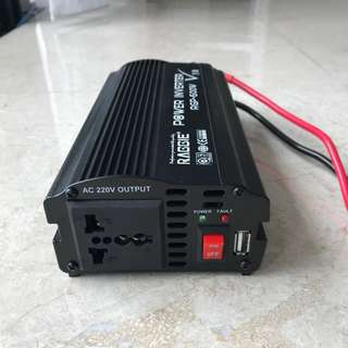 Power inverter 600w USB