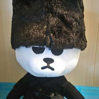 Bigbang Top Krunk bear 3Bang 日版