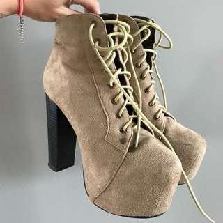 TOBI platform shoes