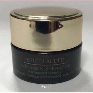 Estee Lauder Advanced Night Repair Eye Synchronized Complex II  升級再生基因修護眼霜 5ml  保證100%NEW & REAL