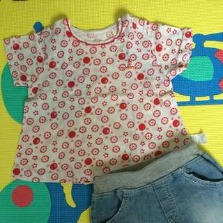 moababy Cotton Top