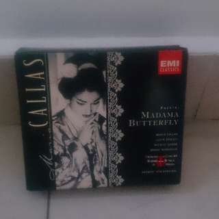 Maria callas classical music