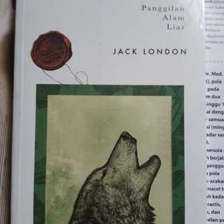 Jack London- The Call of the Wild