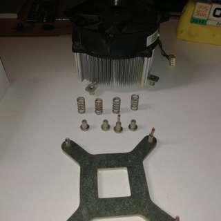 LGA 775 OEM CPU COOLER (SPOILT)