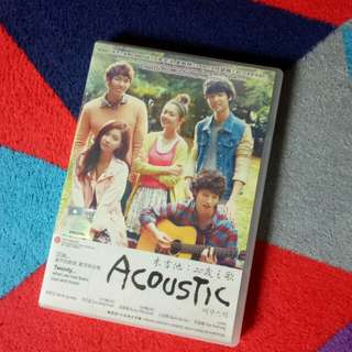 korean movie-acoustic