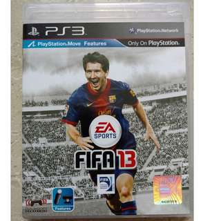 PS3 Game -  FIFA 13 (Move Compatible)