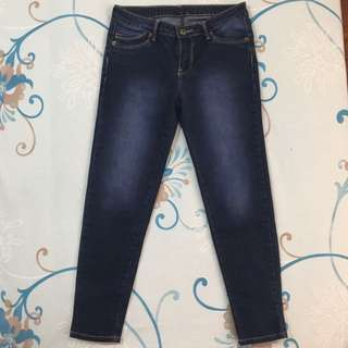 Bench Cropped Jeans