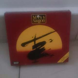 Miss saigon soundtrack