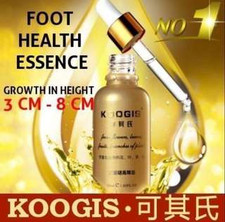 KOOGIS HEIGHTENING ESSENCE 30ML
