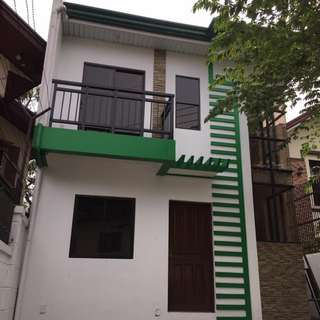 House and Lot in Dona Carmen Subdivision, Commonwealtth QC